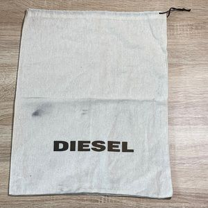 DIESEL Protective Drawstring Cover Dust Bag Large